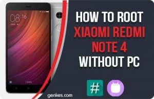 Root Redmi Note 4