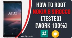 How To Root Nokia 8 Sirocco