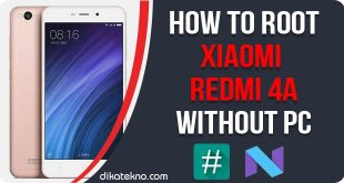 Root Redmi 4AWithout PC