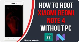 Root Redmi Note 4Without PC