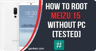 Root Meizu 15 Without PC