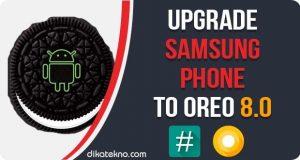 upgrade android oreo