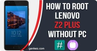 Root Lenovo Z2 Plus Without PC