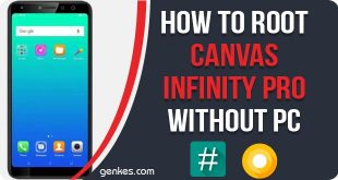Root Micromax Canvas Infinity Pro Without PC
