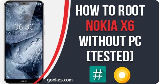 Root Nokia X6 Without PC