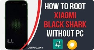 Root Xiaomi Black Shark Without PC