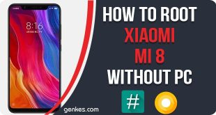 Root Xiaomi Mi 8 Without PC