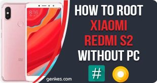 Root Xiaomi Redmi S2 Without PC