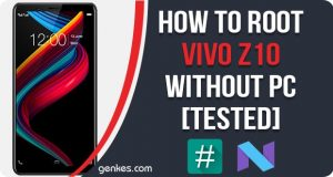 Root Vivo Z10 Without PC