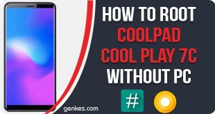 Root Coolpad Cool Play 7C Without PC