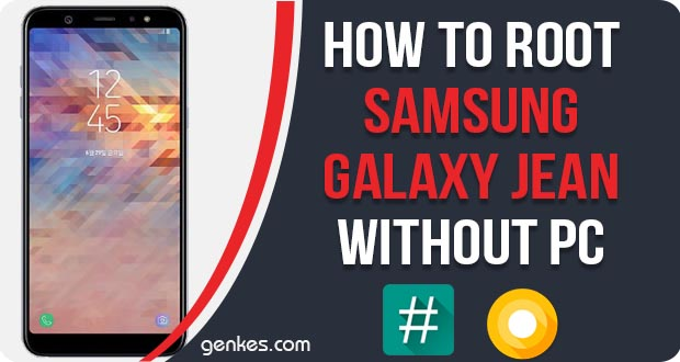 Root Samsung Galaxy Jean Without PC