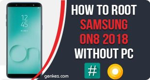 Root Samsung Galaxy On8 (2018) Without PC