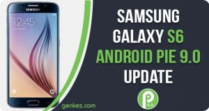 Install Samsung Galaxy S6 Android Pie Update
