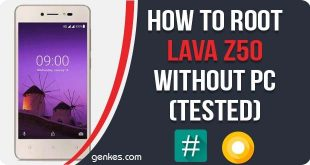 Root Lava Z50 Without PC