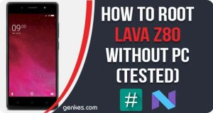 Root Lava Z80 Without PC
