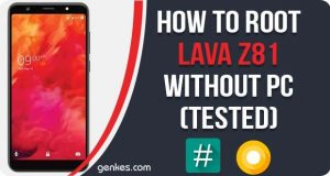 Root Lava Z81 Without PC