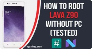 Root Lava Z90 Without PC