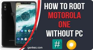 Root Motorola One Without PC