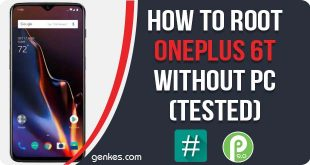Root OnePlus 6T Without PC