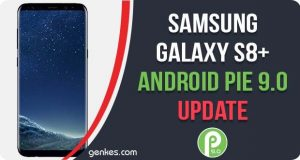 Samsung Galaxy S8+ Android Pie 9.0 Update