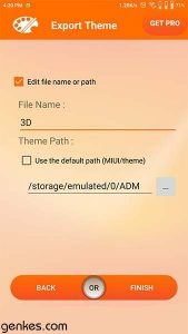 Install Third Party Themes on MIUI 8, 9, 10