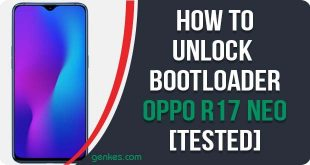 Unlock Bootloader on Oppo R17