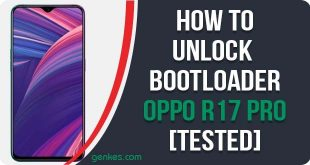 Unlock Bootloader on Oppo R17 Pro