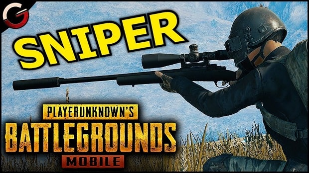 become profesional sniper in PUBG Mobile