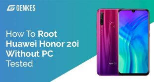 Root Huawei Honor 20i Without PC