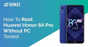 Root Huawei Honor 8a Pro Without PC