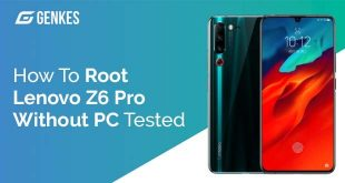 Root Lenovo Z6 Pro Without PC
