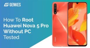 Root Huawei Nova 5 Pro Without PC