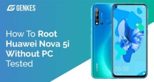 Root Huawei Nova 5i Without PC