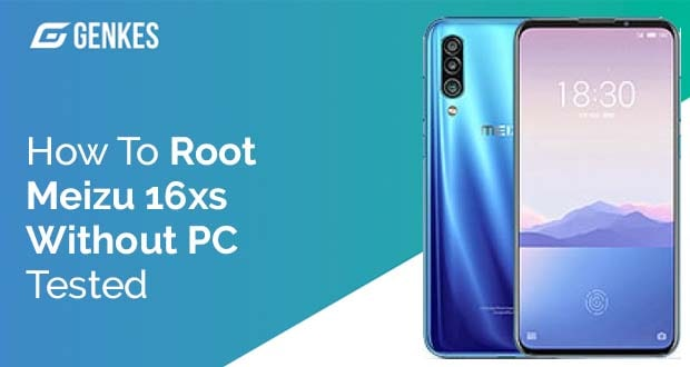 Root Meizu 16xs Without PC