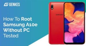 Samsung Galaxy A10e Without PC