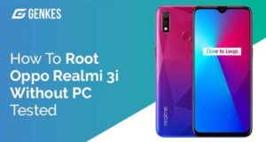 Root Oppo Realme 3i Without PC