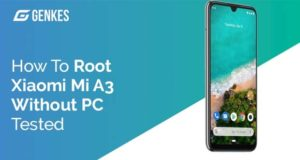 Root Xiaomi Mi A3 Without PC