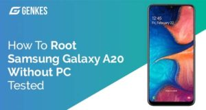 Samsung Galaxy A20 Without PC