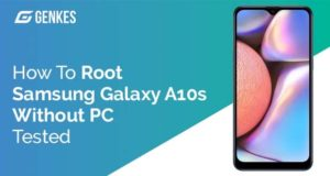Root Samsung Galaxy A10s Without PC