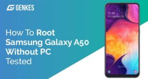 Root Samsung Galaxy A50 Without PC