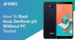 Root Asus ZenFone 5Q(ZC600KL) Without PC