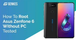 Root Asus Zenfone 6 Without PC