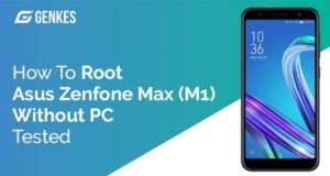Root Asus Zenfone Max (M1) Without PC