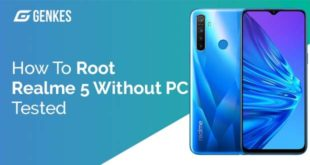 Root Realme 5 Without PC