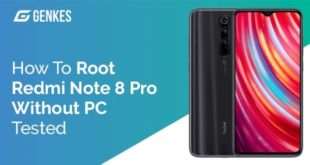 Root Redmi Note 8 Pro Without PC