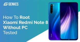 Root Redmi Note 8 Without PC