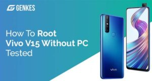 Root Vivo V15 Without PC