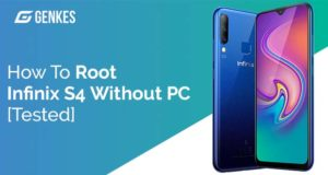 Root Infinix S4 Without PC