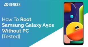 Root Samsung Galaxy A50s Without PC