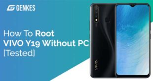 Root VIVO Y19 Without PC